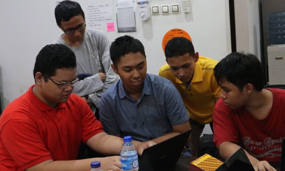 Participant Besut Kode High School Round I